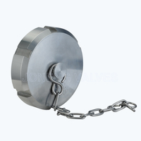 Sanitary 13RNM DIN-13BR blind nuts with chain
