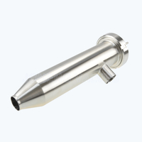Sanitary Extra-clean Side-entry filters strainers